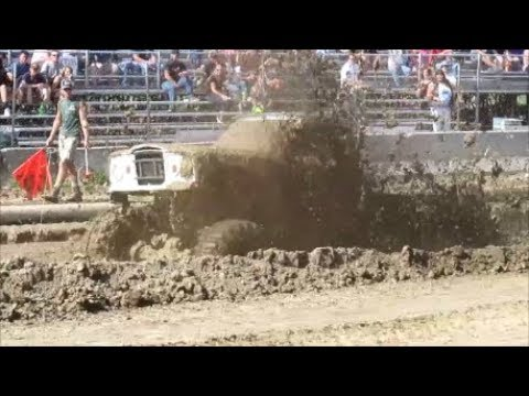 SUSSEX CO  CLASS 4 MUD BOG COMPETITION/Fun class to Watch
