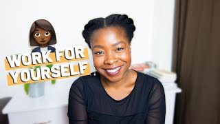 How To Become Self-Employed FULL-TIME