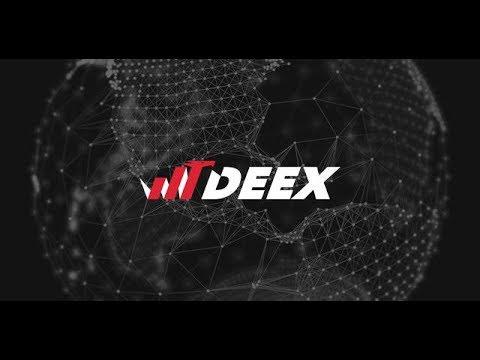 Обзор ICO DEEX   платформа на BitShares