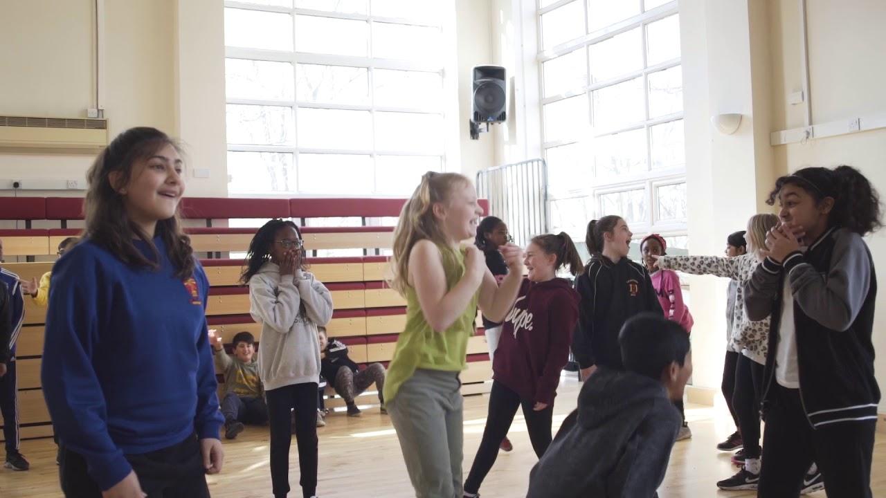 SOWSOA ARTS Education - KS2 Transition Workshops