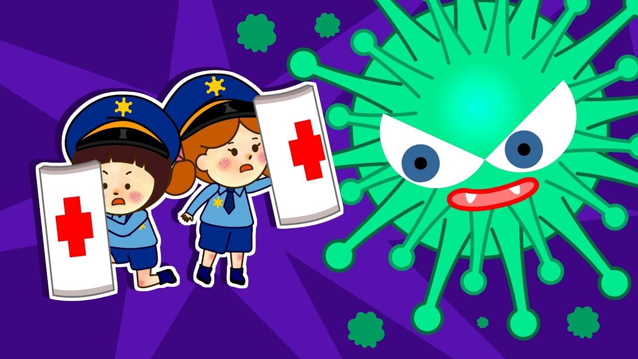 [또아야 놀자] 코로나 바이러스 예방수칙 1~3편 연속보기 | 안전한 생활습관 길러요! | 어린이 동화 연속보기★지니키즈