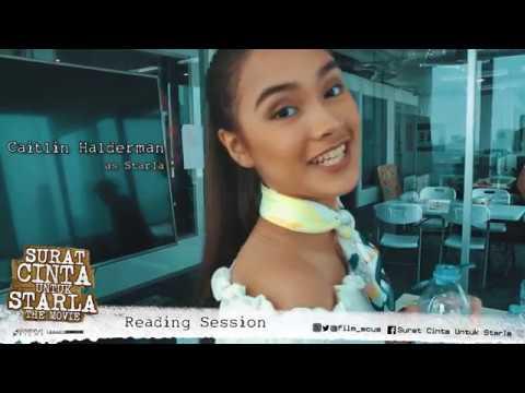 SURAT CINTA UNTUK STARLA (The Movie) - Reading Session