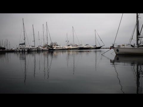 Καραμπουρνάκι port photoshoot thessaloniki @iwannanav
