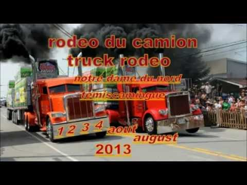 Rod 233 O Du Camion Truck Rodeo Youtube