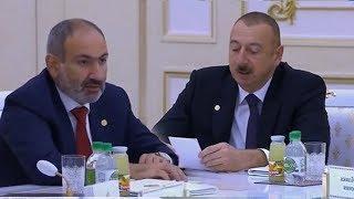 Пашинян обвинил Алиева в попытке искажения истории и неуважении к президентам стран СНГ
