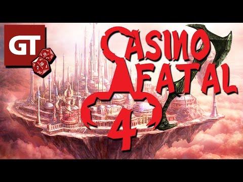 GameTube Pen & Paper: Casino Fatal - Dungeons & Dragons #4 - Mehr schlimme Dialekte