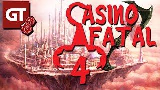Thumbnail für GameTube Pen & Paper: Casino Fatal - Dungeons & Dragons #4 - Mehr schlimme Dialekte
