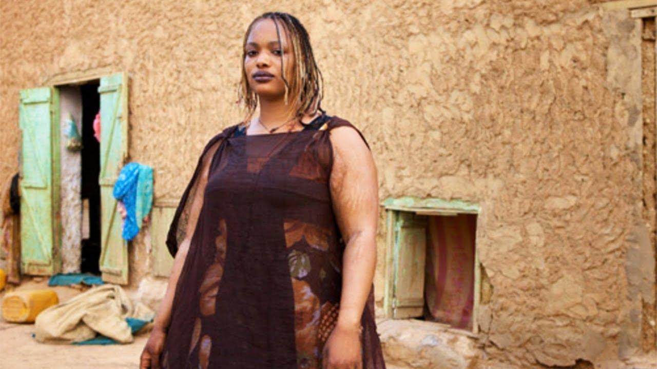 Moritanya'da Zayıf Kadınların Evlenmesi Yasak.. Nasıl Beslendiklerine İnanamayacaksınız...