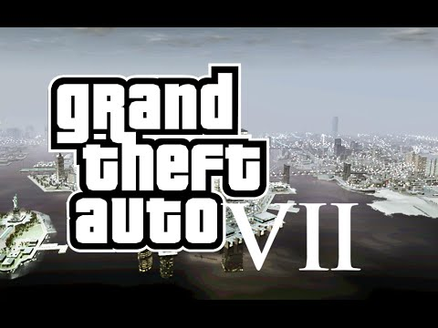 Gta  Grand Theft Auto Vii Official Trailer Video Pc Ps Xbox One Preview Fan Made Video