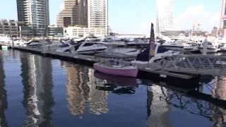Dubai 2014. Dubai Marina. (03.01.2014)