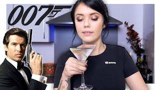 Wie schmeckt der Cocktail aus James Bond?