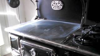 Wranglerstar Response Video: Elmira Fireview Wood Cook Stove