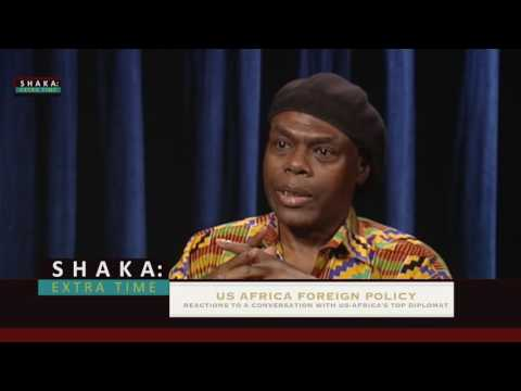 Reaction to the State Department's Bureau of African Affairs