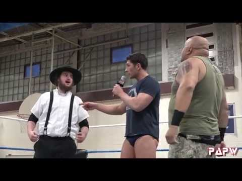 PAPW Thrill-O at Melillo '18 | Full Wrestling Show