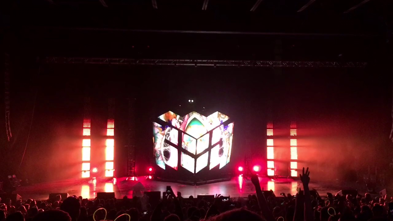 Deadmau5 live april 8 2017 merriweather post pavilion youtube deadmau5 live april 8 2017 merriweather post pavilion aloadofball Images