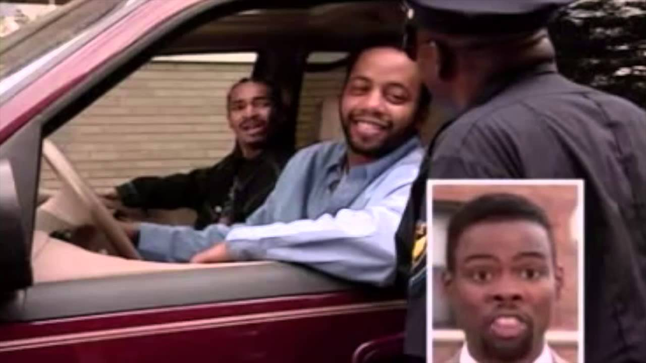 Chris Rock: How Not To Get Your Ass Kicked By The Police