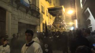 Semana Santa de Málaga 2014. Lunes Santo. Cofradía Dolores Puente (2) B