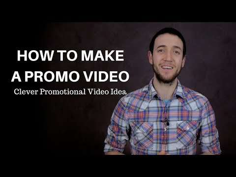 How To Make A Motion Graphics Promo Video