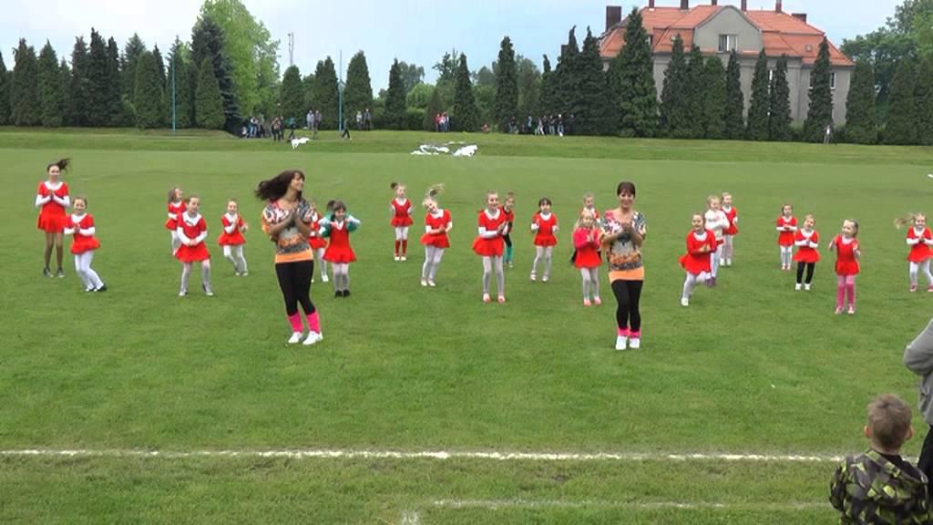 768a49f958fd ARABESKA Szkoła Tańca w Rudzie Śląskiej - YouTube