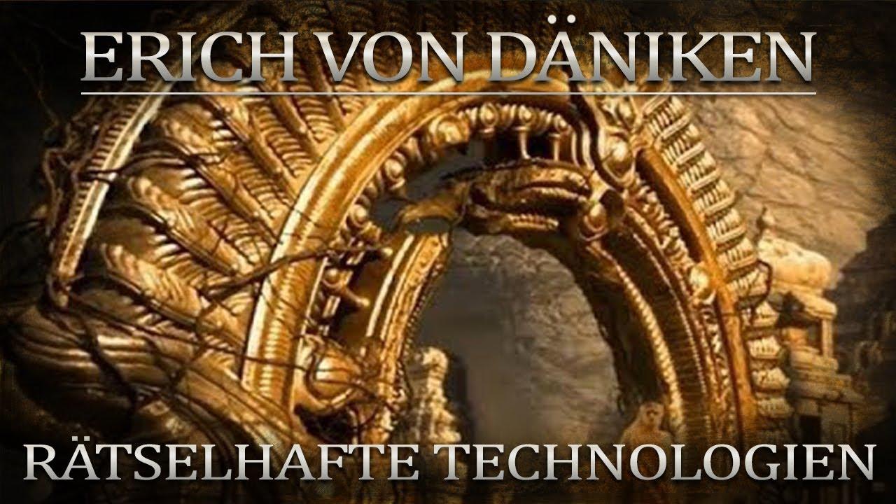 Erich von Däniken Rätselhafte Technologien