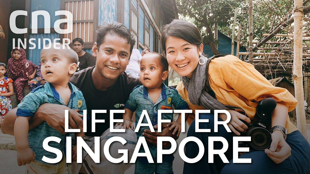 Singapore cna CNA (TV