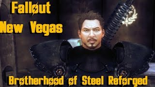 Brotherhood Of Steel Reforged By Dragbody - Fallout New Vegas