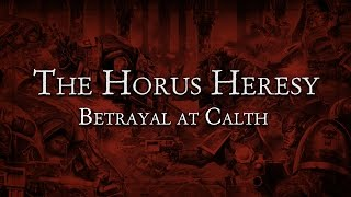 The Horus Heresy: Betrayal at Calth Play-through video