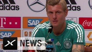Toni Kroos begeistert von Leon Goretzka und Joshua Kimmich | DFB-Team