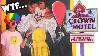 A NIGHT AT CLOWN MOTEL
