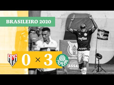 Atletico GO Palmeiras Goals And Highlights