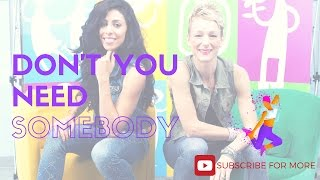 Don't You Need Somebody - Red One feat. Shaggy - Zumba® Dance Fitness by Celina Neilson