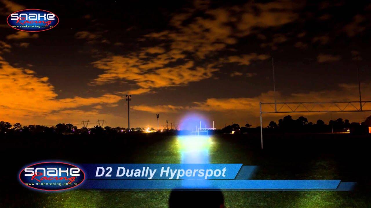 Rigid industries d2 dually led hyperspot snake racing youtube aloadofball Choice Image