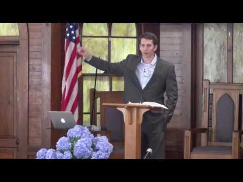"""""""Great Faith"""" - Matthew 15:21-28 - Bonlee Baptist Church - Spencer Andrews"""