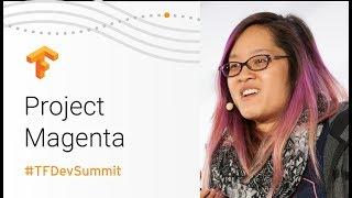 Video Project Magenta (TensorFlow Dev Summit 2018) download MP3, 3GP, MP4, WEBM, AVI, FLV Juni 2018