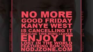 Kanye West - Lost In The World (ft. Bon Iver) (song Kanye West cancelled Good Fridays over)