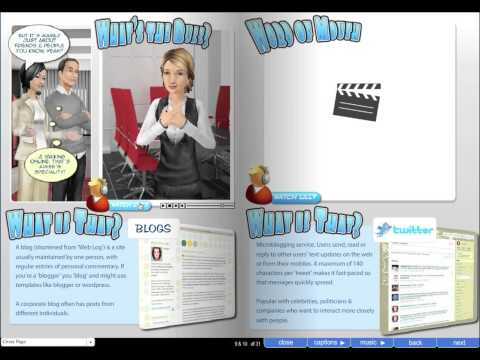 Telstra Social Media eLearning Module HD Extended Version