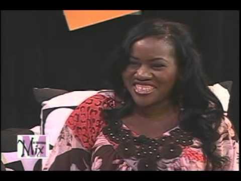 Vincent Harrison on Barbados TV channel