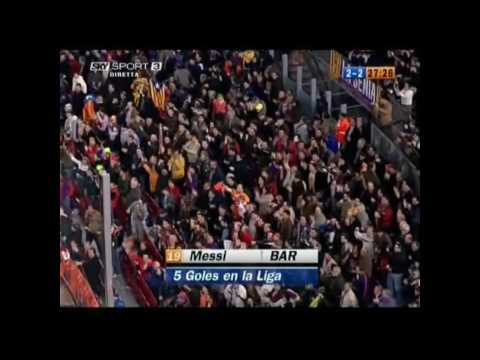 Fc Barcelona vs Real Madrid  3-3  HD  2006/2007   by ALFREDO MARTINEZ