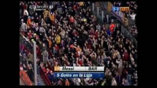 Fc Barcelona Vs Real Madrid  3-3  HD  2006/2007   By ALFREDO MARTINEZ