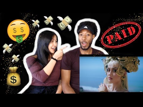 AGNEZ MO - LONG AS I GET PAID | MUSIC VIDEO REACTION
