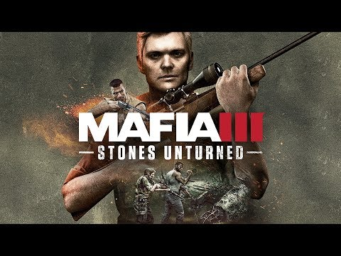 MAFIA 3: Stones Unturned All Cutscenes (Game Movie) 1080p HD