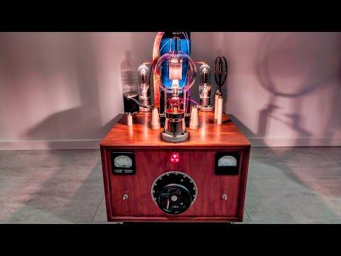 Tesla Coil Wireless Energy and Resonance Demonstration