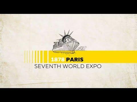 Expo 2020 Dubai | History of Expo Paris 1878