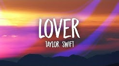 Taylor Swift - Lover (Lyrics)