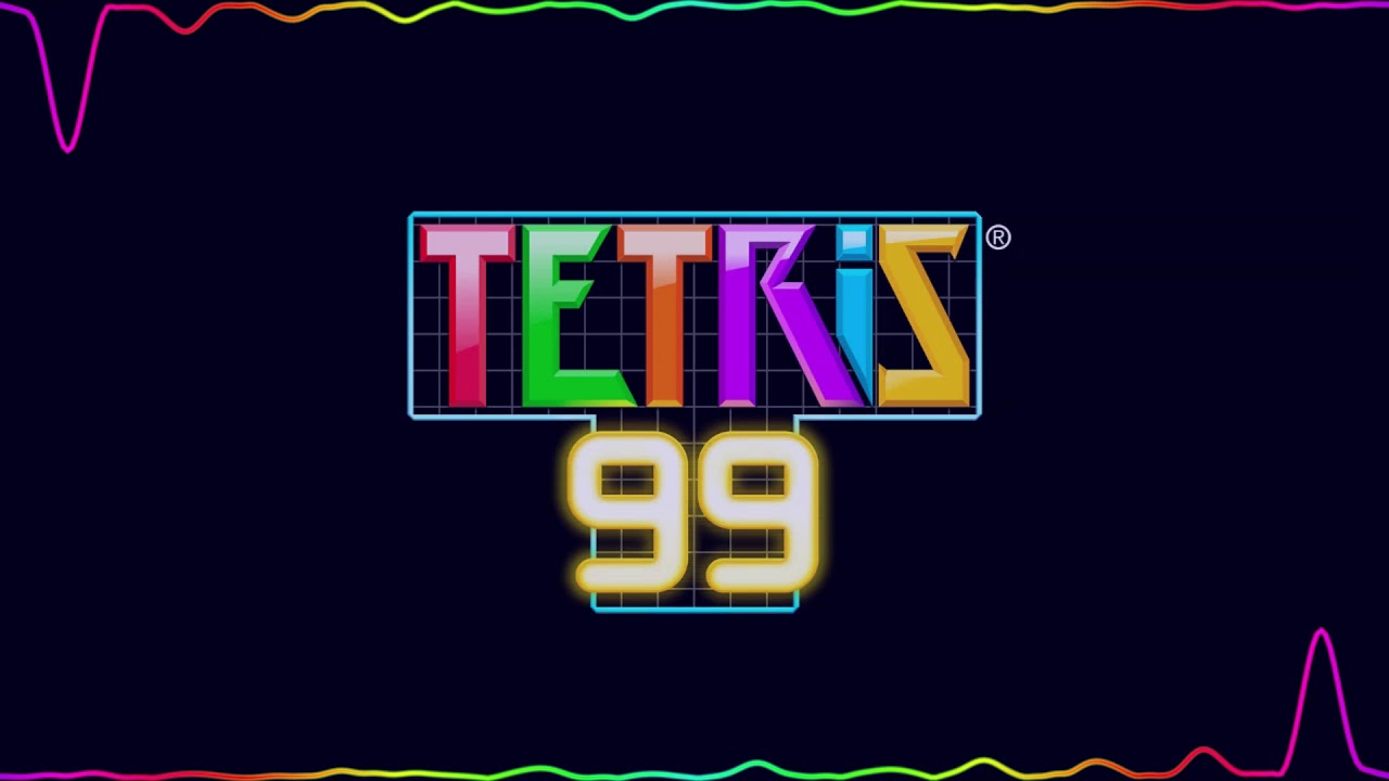 Tetris 99 - Main Theme (1 hour)