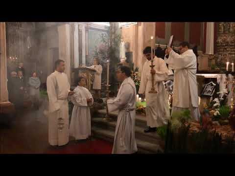 Missa do Galo na Matriz da Ribeira Grande - 25-12-2018