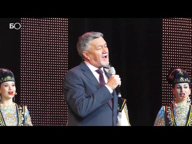 Айдар Файзрахманов отметил свой 65-летний юбилей в Татгосфилармонии