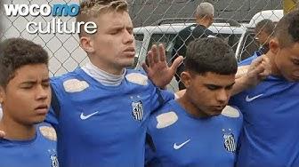 Vom Talent zum Fussballstar - beim FC Santos werden Träume wahr!