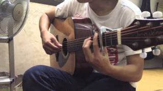 Chuyện Mưa (Trung Quân Idol) - Guitar solo