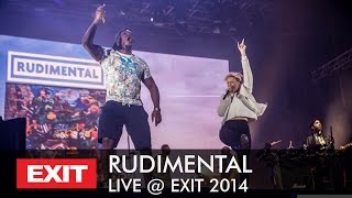 Download Rudimental - Waiting All Night LIVE @ EXIT Festival 2014 | Best Major European Festival  (Full HD) Mp3 and Videos